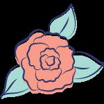 Camellia Design Logo - Handmade Jewelry