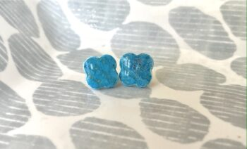 Beachy Stud Earrings