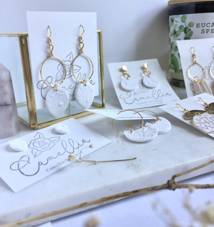 Summer White Clay Collection